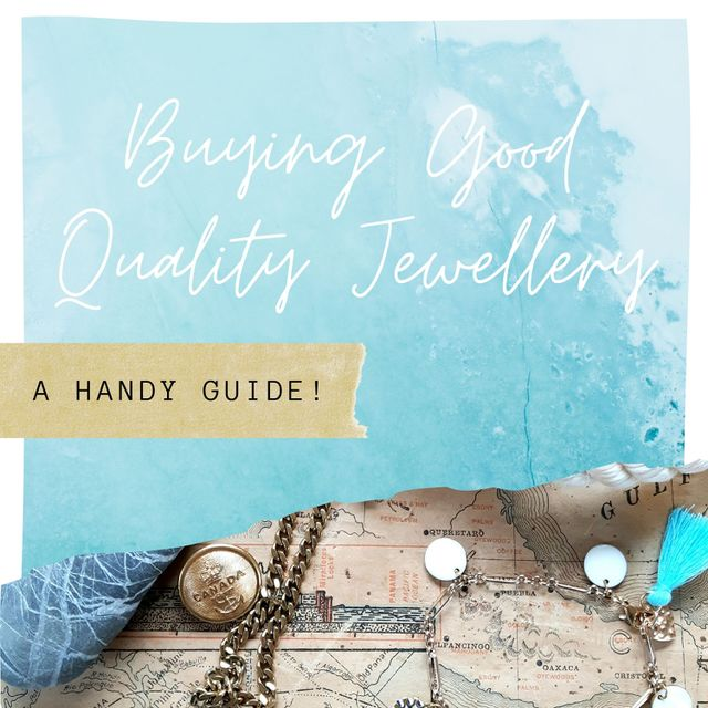 A Handy Guide For Buying Good Quality Jewellery