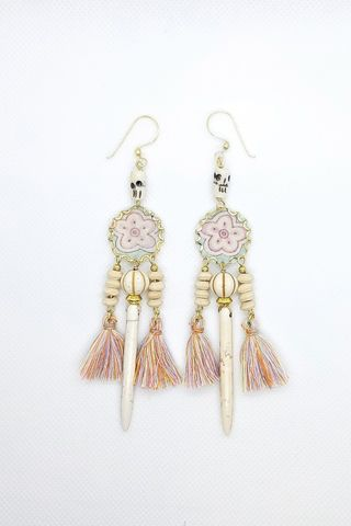 Martinique Ornate Earrings
