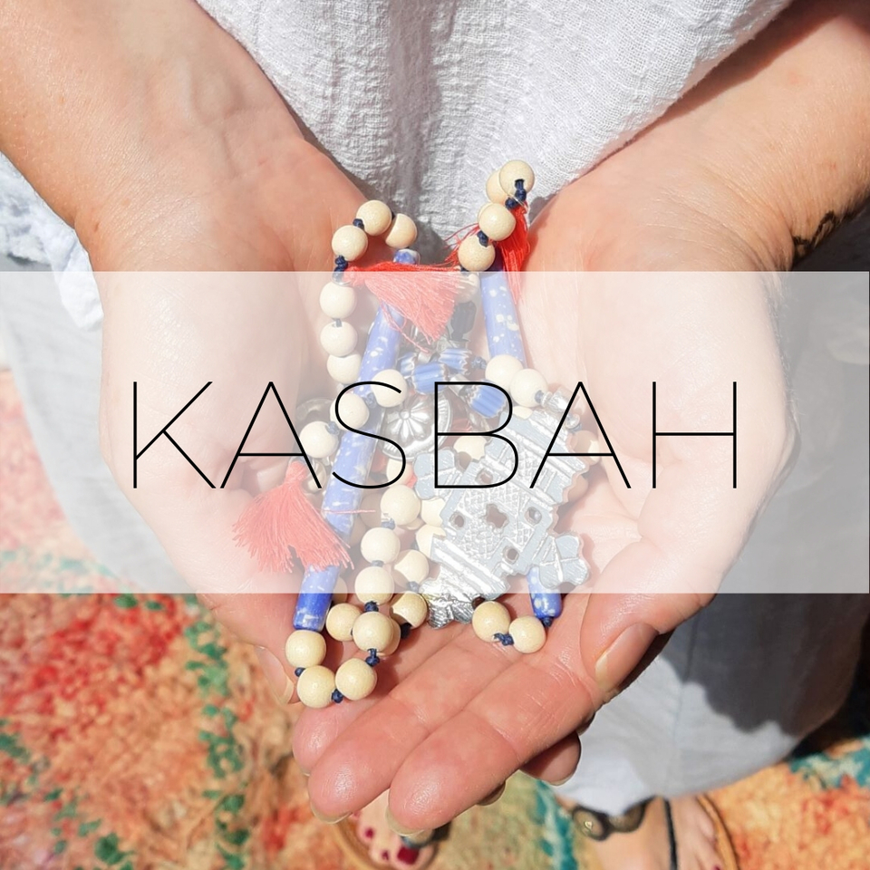 KASBAH modern bohemian jewellery collection