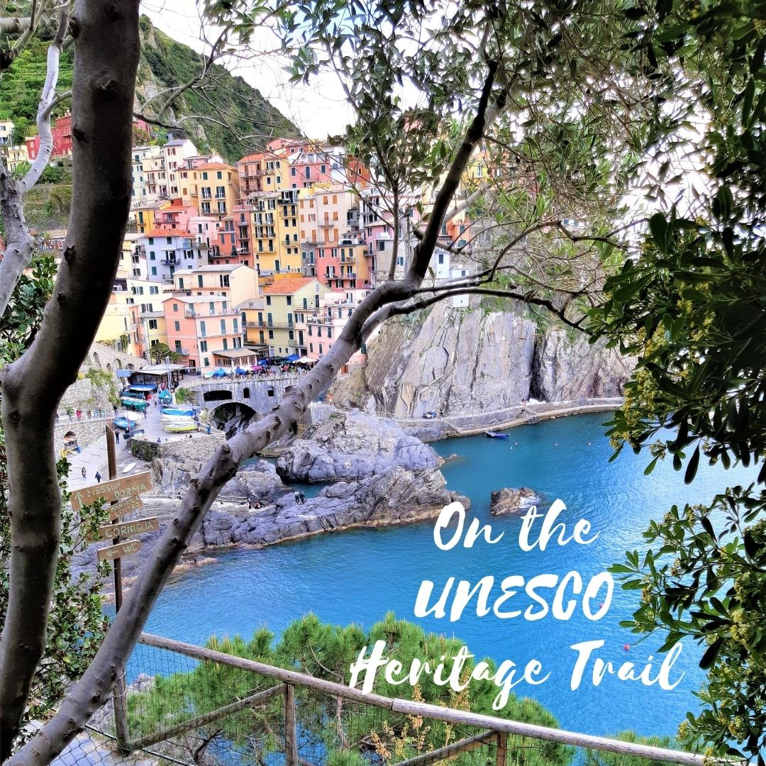 Our UNESCO Heritage Trail Adventure.