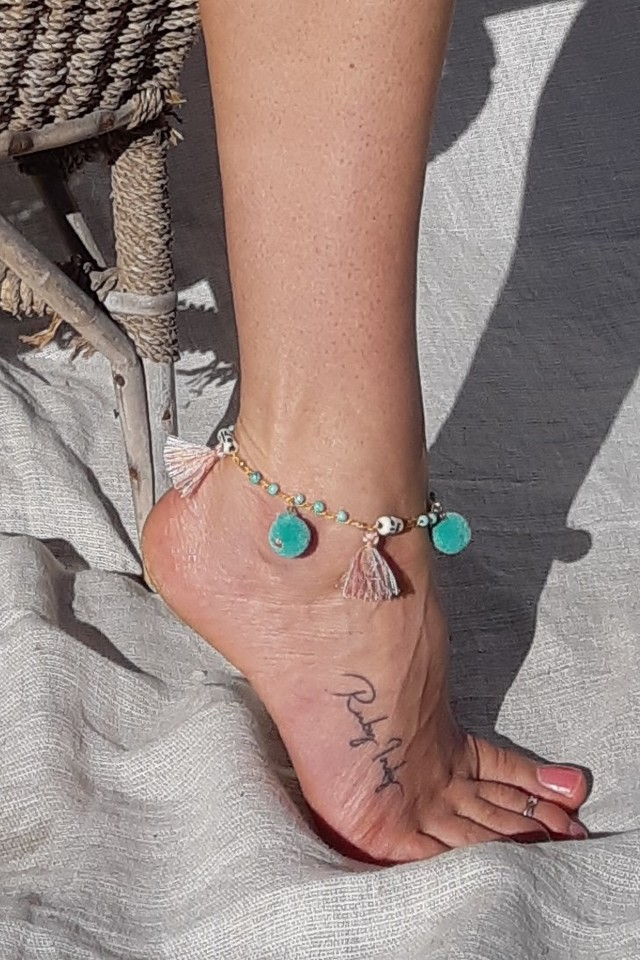 Martinique Anklet