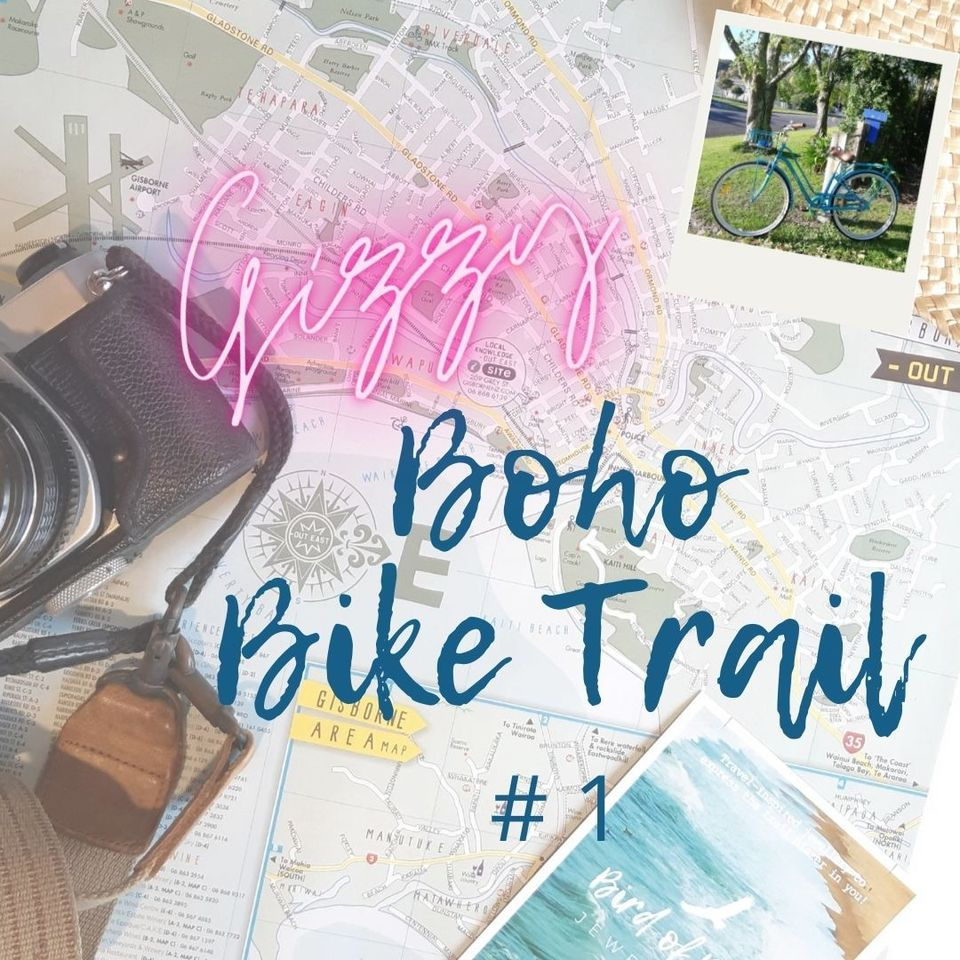 Gizzy Boho Bike Trail # 1